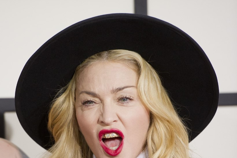 Madonna põrmustab eluloofilmiplaanid