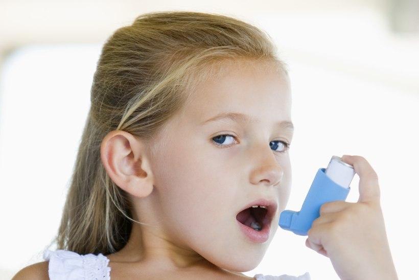 Kopsuarst: ka kerge astma nõuab korralikku ravi