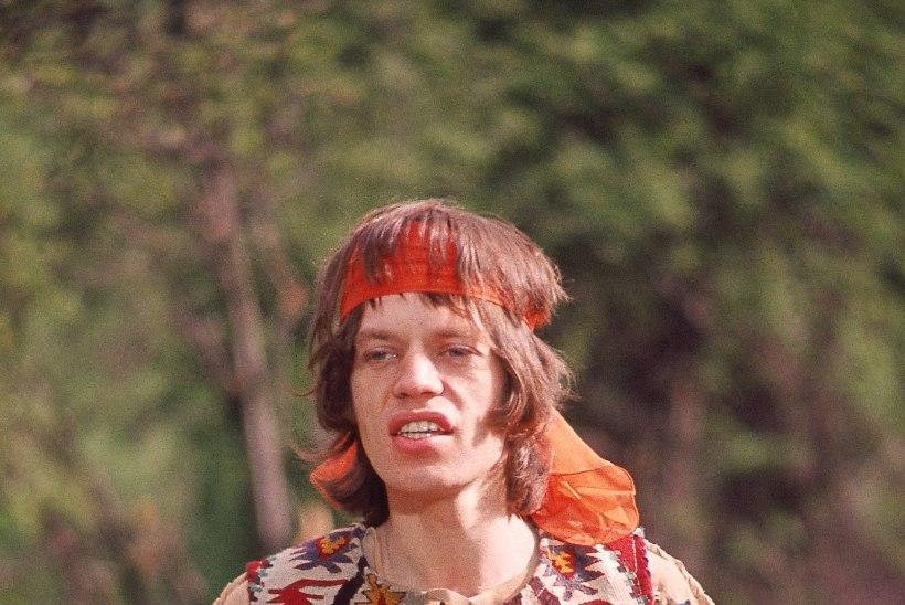 Mick Jaggeri sohipoeg on nagu isa suust kukkunud!