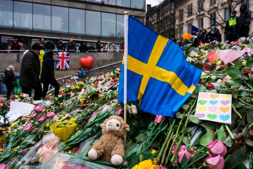Suri Stockholmi terrorirünnaku viies ohver