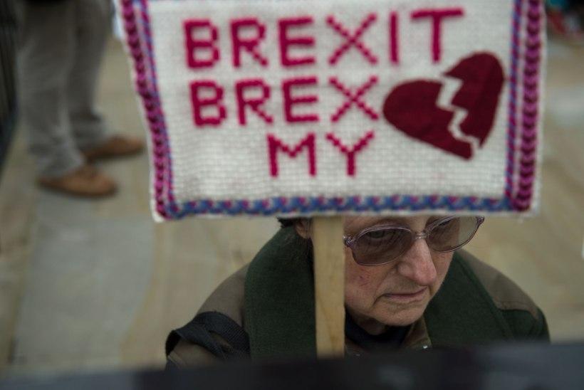Värske küsitlus: britid ei tahagi Brexitit