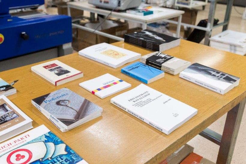 Digitrükk püüab raamatumüüki ümber vormida