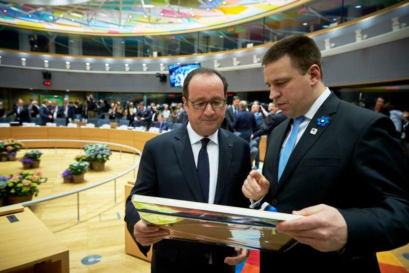 Ratas: Ülemkogu astus tugeva sammu Euroopa Liidu kodanike kaitseks