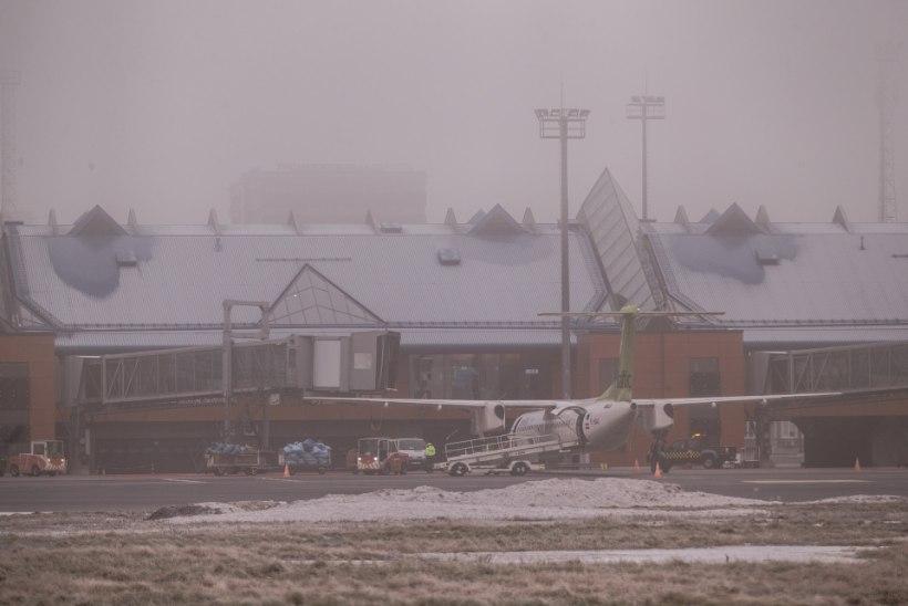 Amsterdam-Tallinn lennukis oli tankimisel tunda kõrbelõhna, reisijad evakueeriti