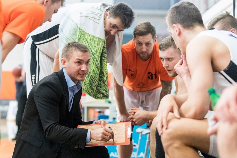 Pärnu tegi Kalev/Cramo vastu vinge mängu, kuid kaotas napilt