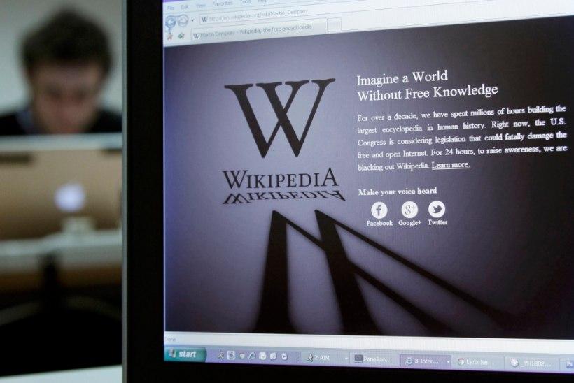 Türgis ei pääse enam Vikipeediasse