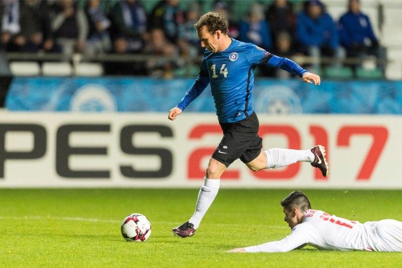 VALUS! Vigastada saanud Konstantin Vassiljev peab pidama pika mängupausi