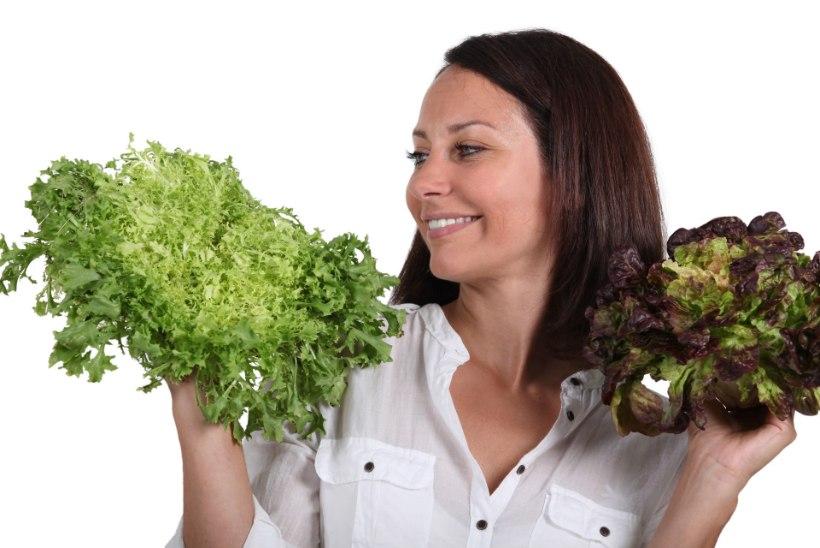Rohelised lehtköögiviljad vähendavad glaukoomiriski