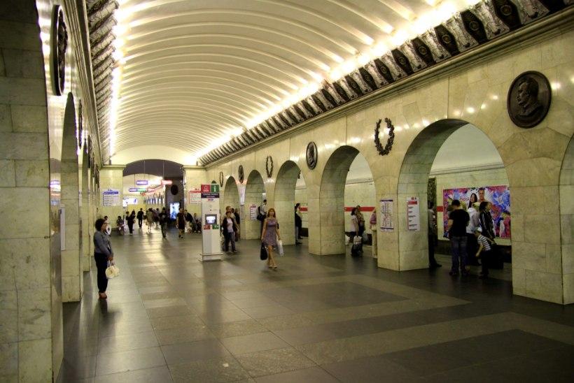 GALERII | Fotod Peterburi metrooplahvatustest