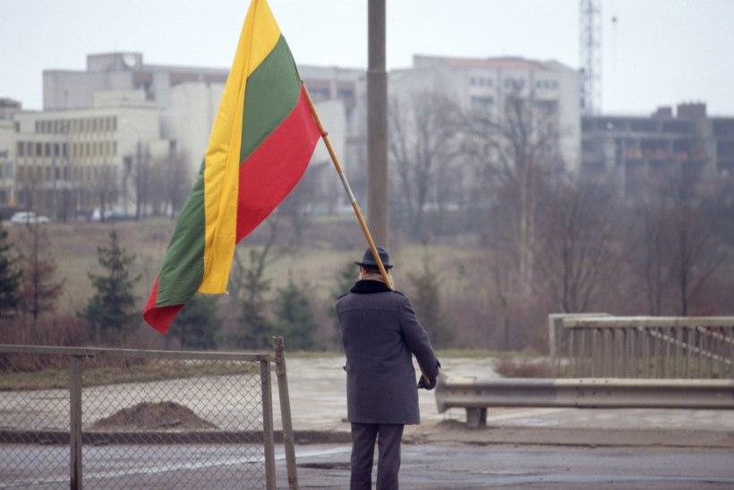Leedu kaitseminister: Kremli püüd ajalugu ümber kirjutada on sissejuhatus Balti riikide annekteerimisele