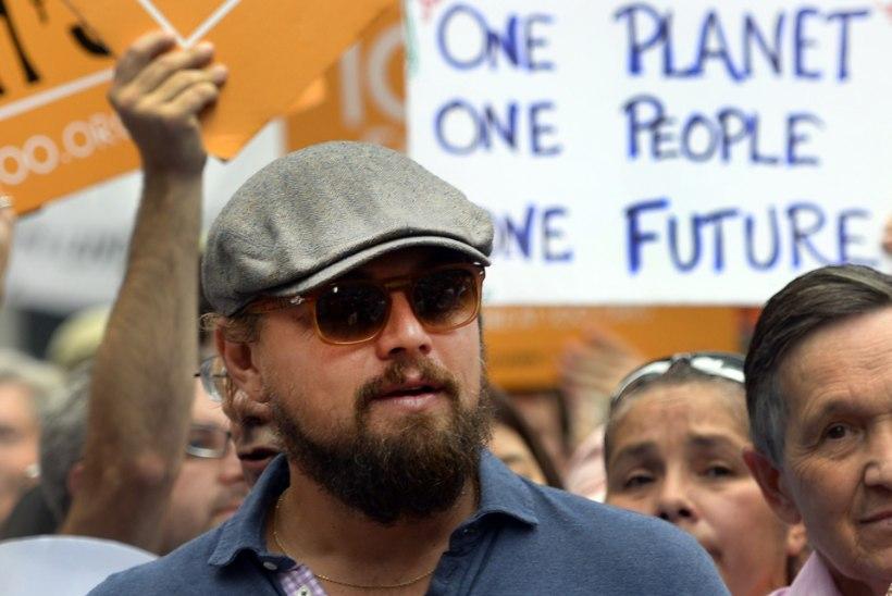 GALERII | Trumpi otsuste vastu avaldas teiste seas meelt ka Leonardo DiCaprio