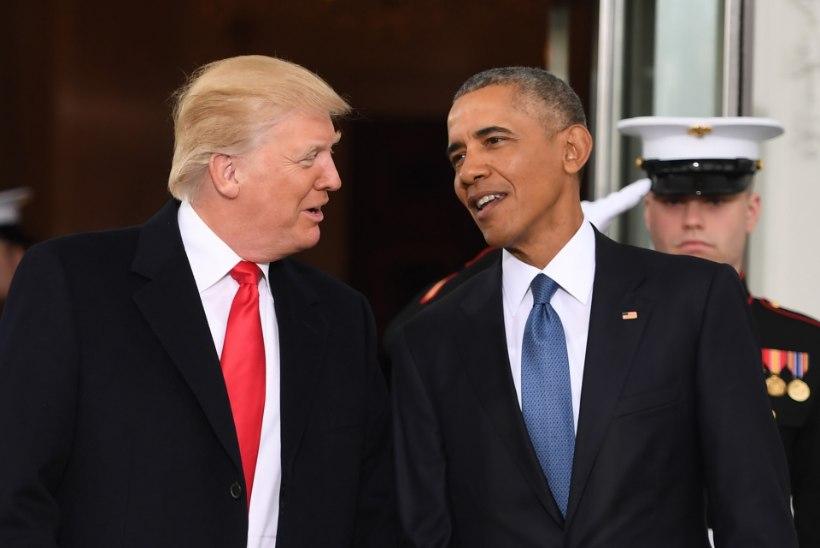 Põhjus ninanipsu teha: Obamacare on rahva seas populaarsem kui Donald Trump