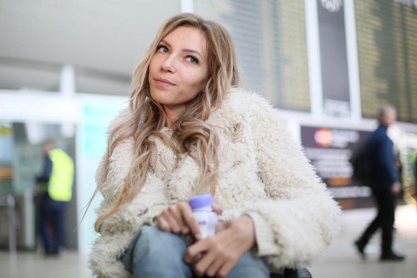 Venemaa eurolaulik filmis Ukrainasse sisenemise keelust hoolimata Eurovisioni postkaardi