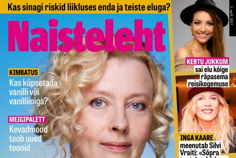 """Manona Paris: """"Eestis on Euroopa suurim meeste ja naiste palgalõhe."""""""