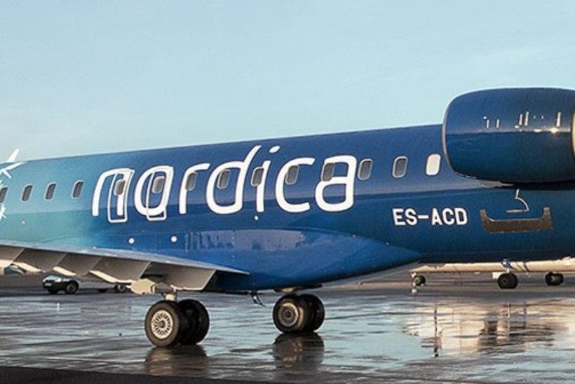 Kiievisse lennanud Nordica lennuk pöördus veateate tõttu tagasi Tallinnasse