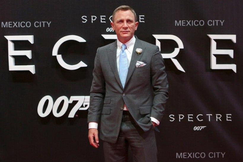 Daniel Craig nõustub ilmselt ka viienda Bondi-filmiga