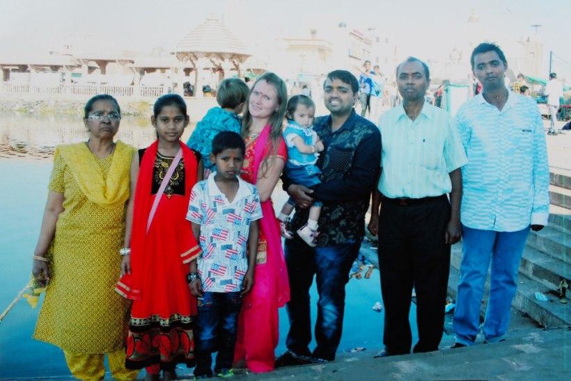 Airi Vipulkumar Kansar: ma ei sooviks Indias elada, sest peaksin seal enamasti kodus istuma