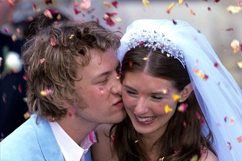 Teismeline Jamie Oliver saatis oma tulevasele naisele iga päev armastuskirja