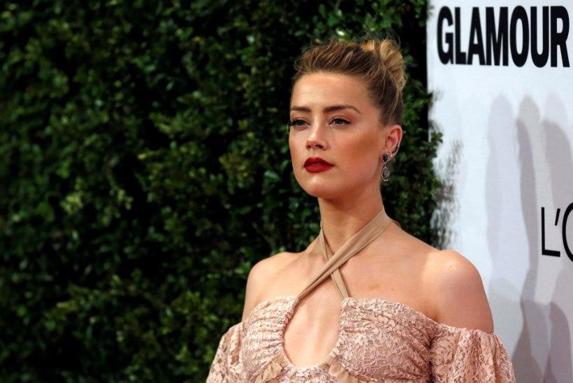 Amber Heard sai šoki: kehateisik teeb tema filmis puhast pornot!