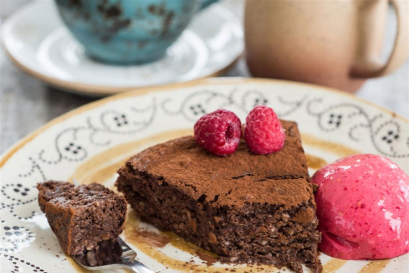 Šokolaadisufleekook