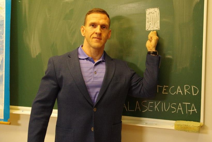 """Ott Kiivikas: """"Kiusamise vastu võitlemiseks pole vaja suuri lihaseid. Piisab, et on süda õige koha peal!"""""""