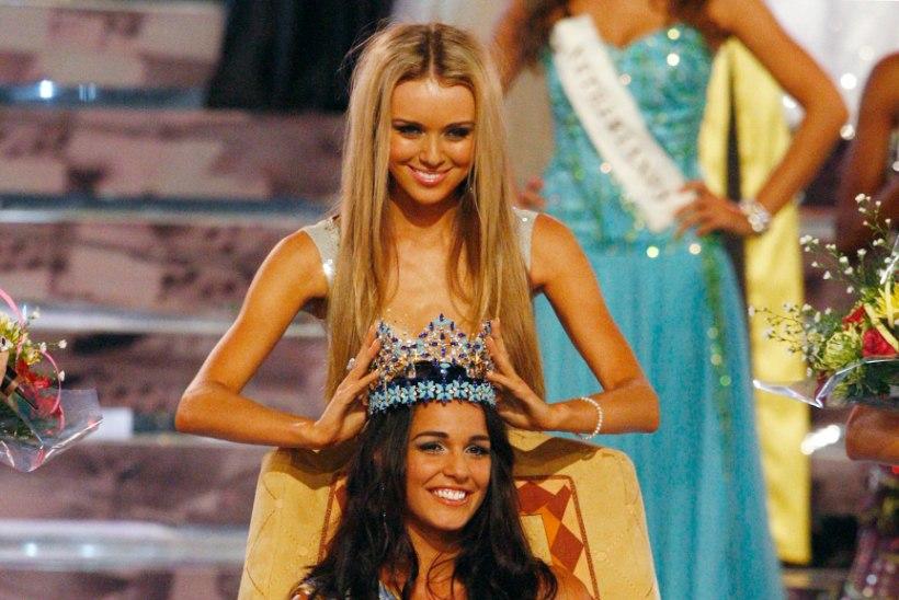 Endisest Miss Worldist sai Gibraltari meer