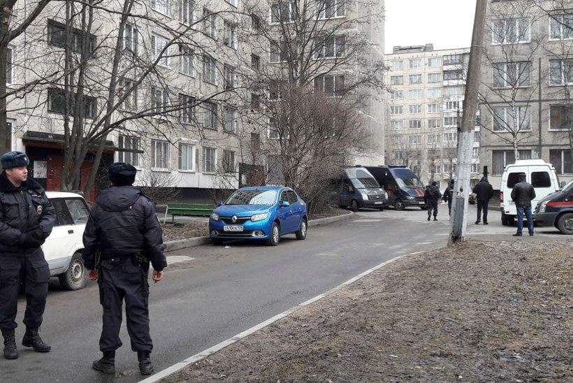 Peterburi metrooplahvatus: kinni on peetud kaheksa kahtlusalust