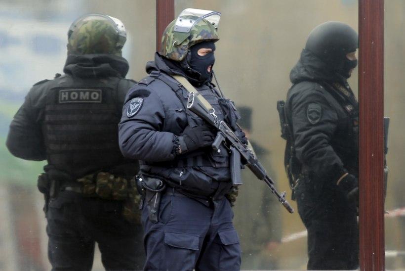 Rostovis Doni ääres plahvatas lõhkekeha, üks inimene sai vigastada