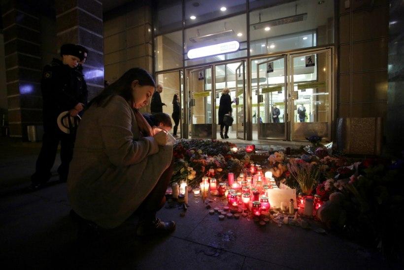 VANDENÕUTEOORIA: kas Peterburi terroriaktis on nähtav võimude jälg?