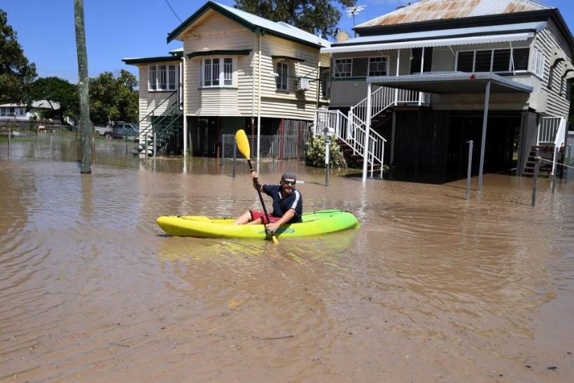 Meteoroloogid troopilisest tormist Debbie'st: sellist näeb vaid korra 500 aasta jooksul
