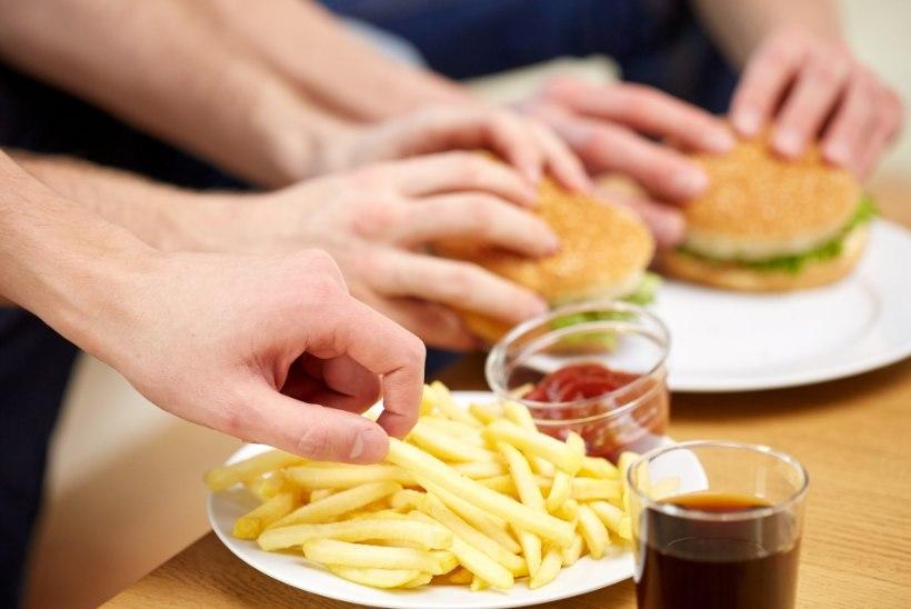 Miks me ei suuda ebatervislike toitude söömisest loobuda?