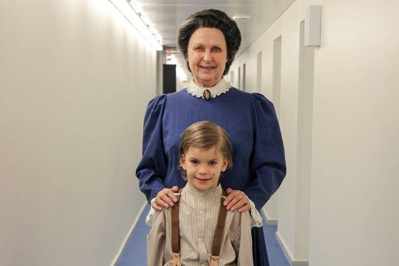 """Luule Komissarov: """"Teatris ei tehta kunagi vahet, mis on su vanus, sugu, päritolu või haridus."""""""