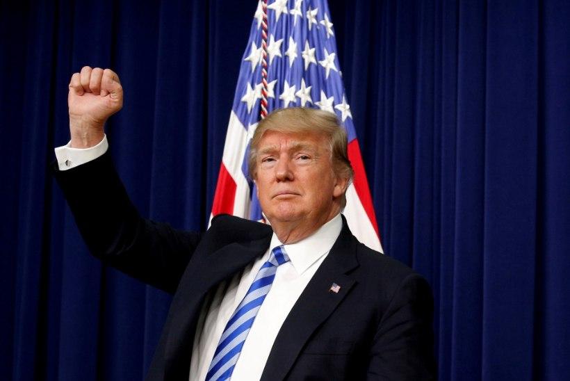 Trump lubas kaitsta tsivilisatsiooni