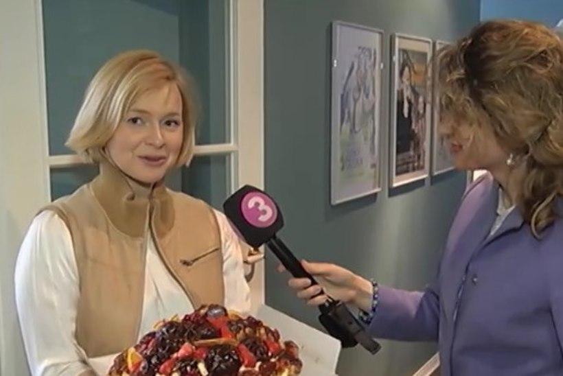 TV3 VIDEO | Päikeseline sünnipäevalaps Hanna-Liina Võsa: tunnen end sama noorena, kui minu pisikesed õpilased!