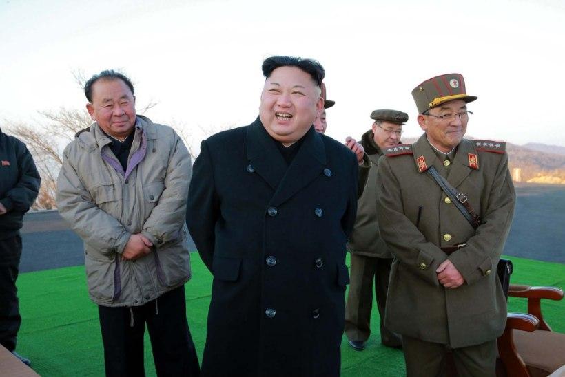 ÜLEJOOKSIK: Kim jong-un on valmis USAd tuumarelvaga ründama