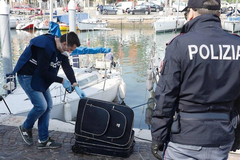 Rimini sadamast leitud kohvris oli anoreksia tagajärjel surnud Vene modell