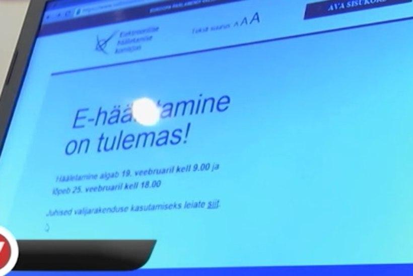 TV3 VIDEO | Valitsus otsustas toetada e-valimiste aja lühendamist