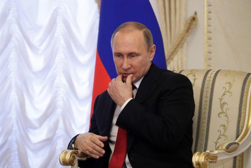 Trump andis Putinile ootamatu kõrvakiilu