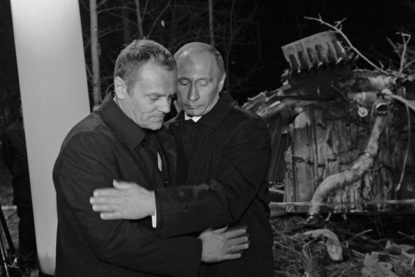 Smolenski lennukatastroofi süü lasub Venemaal?