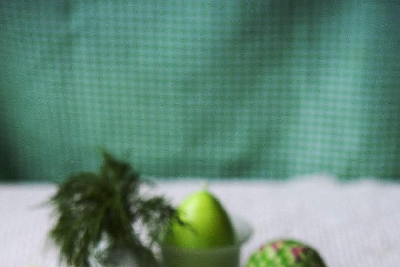 Lihavõttelaud: Proovi soolast pashat ja tee munavõid
