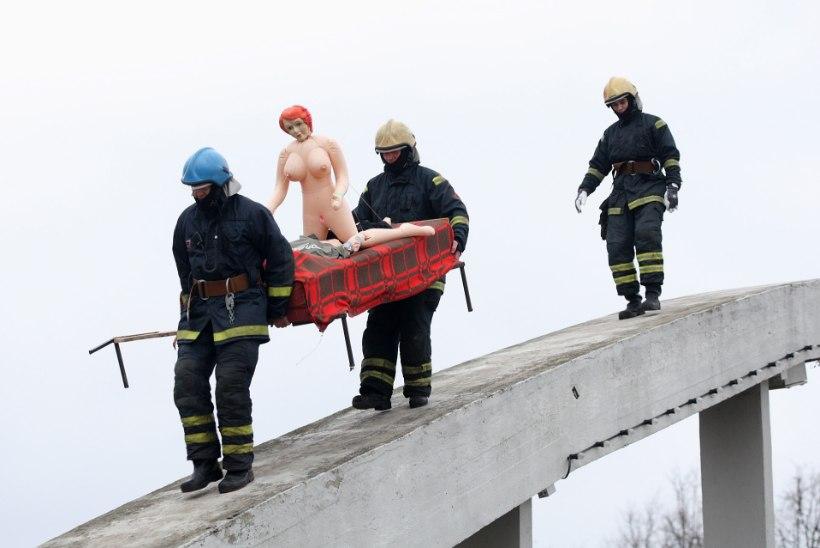 Kaarsild läheb remonti ja uuenenud silla kaare peale enam ei saa