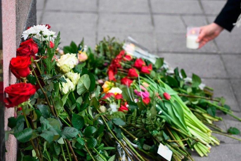 OTSEBLOGI | Stockholmis rahva sekka sõitnud veoautost leiti lõhkeaineid