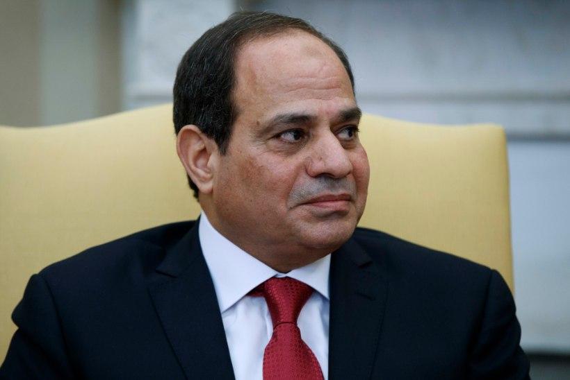 Egiptuse president kuulutas välja eriolukorra