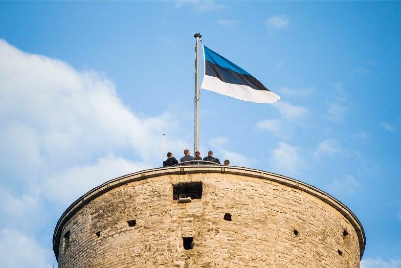 2d773c0116a Homme õhtul rullitakse Audentese saalis lahti maailma suurim Eesti lipp!