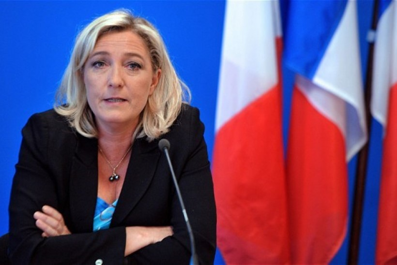 Marine Le Pen: mina muudan Euroopa Liitu