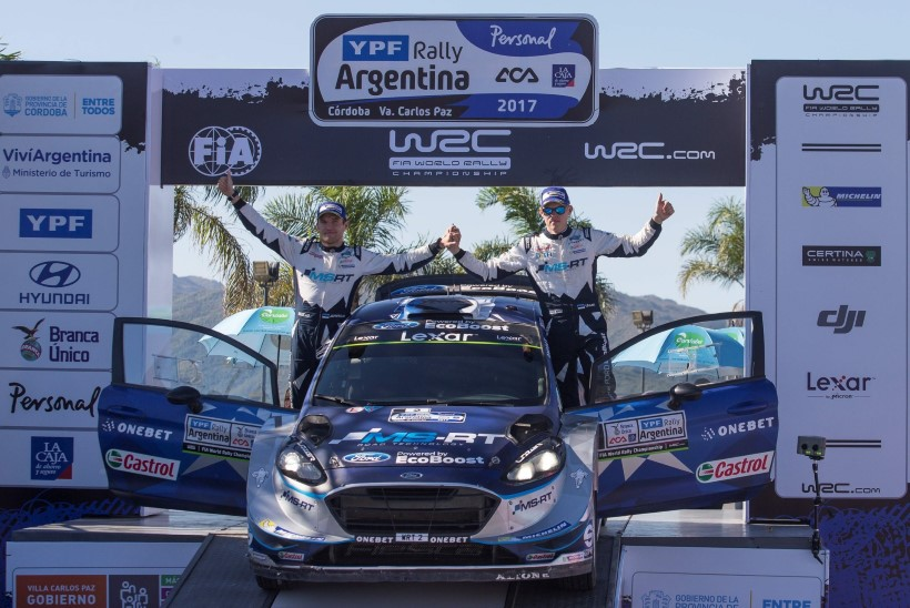 Malcolm Wilson: Tänaku ja Evansi etapivõit pole enam kaugel