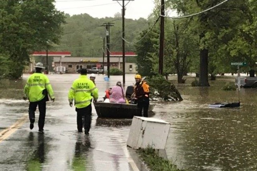 USA-s möllav torm on tapnud 14 inimest