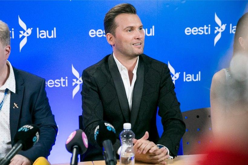 FOTO | Vaata, mida võtab Eurovisionile kaasa Koit Toome!