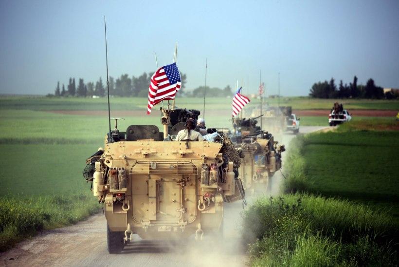 OLUKORD TÜRGIS: USA väed toodi Türgi-Süüria piirile kurdide võitlejaid kaitsma