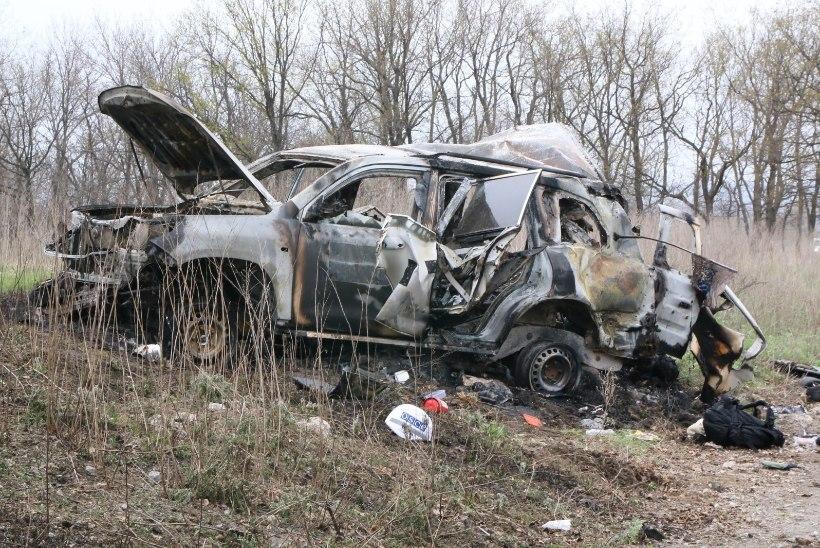 Eestlasest OSCE vaatleja: Ukraina on meie õppepolügoon